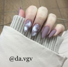 nail art designs 2019 nail designs for short nails step by step essie nail stickers self adhesive nail stickers nail art strips Aycrlic Nails, Swag Nails, Hair And Nails, Glitter Nails, Stiletto Nails, Glitter Makeup, Grunge Nails, Moon Nails, Pointed Nails