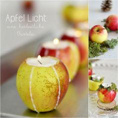 {sinnenrausch}: Apfel-Licht