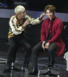 160101 DaeRi at BIGBANG Fan Meeting in Beijing