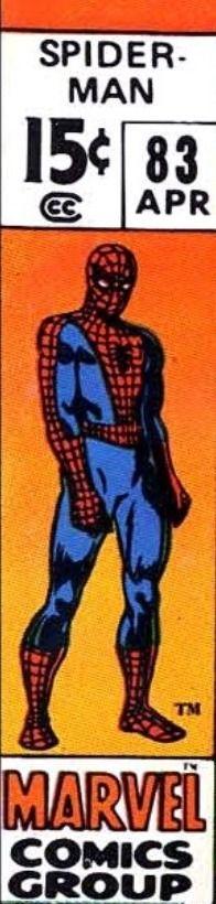 corner box   Spider-Man