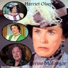 """Katherine McGregor aka Mrs. Olsen - """"Scottie"""" McGregor spent a week in my home in 1968 while she did a Summer stock run of Who's Afraid of Virginia Woolf? at The Musical Tent in Pine Run, MI."""