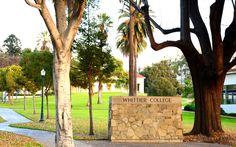 Beautiful Whittier College.  http://www.whittier.edu/alumni/notablealumni/    I love Whittier.