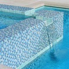 Essence Dap 0003 Imperial Blue 1x2 Glass Little Tile Inc