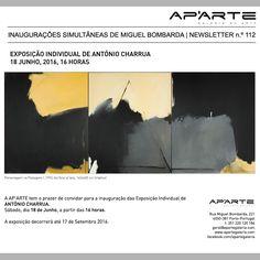 WEB TV VISUAL-ARTV: VISUAL ARTV  - APÁRTE  EXPOSIÇÃO DE  ANTÓNIO CHARR...