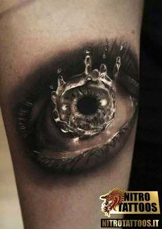 tatuaggi con occhi