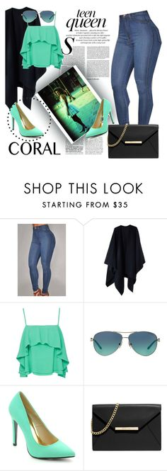 """""""<3"""" by annabelle-477 ❤ liked on Polyvore featuring Acne Studios, Apiece Apart, Tiffany & Co., Cape Robbin and MICHAEL Michael Kors"""