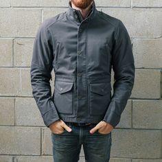 Motto jacket Aether Skyline Jacket - Graphite