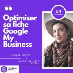 Conseil #24 : Optimiser sa fiche Google My Business Google Drive, Business, Entrepreneurship, Index Cards, Tools, Store, Business Illustration