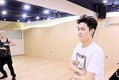 Just Right : Dance Practice 'Just Crazy Boyfriend' Ver. - JB (5/8)