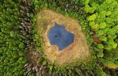 Des photos éblouissantes des lacs de Pologne traversant les saisons ! #Pologne
