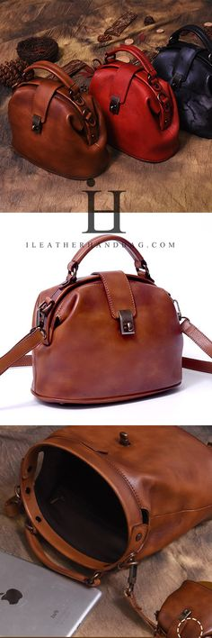 1789f6dc9ce Brown Small Doctors Bag Female Doctor Bags Purses