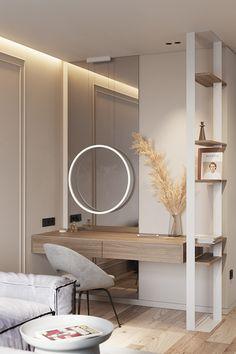 Room Design Bedroom, Bedroom Furniture Design, Room Ideas Bedroom, Home Room Design, Home Bedroom, Home Interior Design, House Design, Modern Luxury Bedroom, Modern Bedroom Design