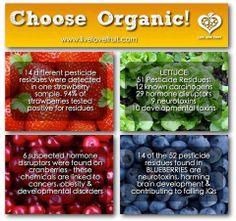 Choose Organic