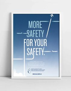 Air Safety Poster