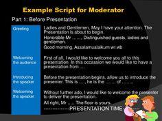 Emcee Script  Empowerment