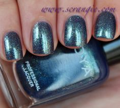 Scrangie: Zoya Diva Collection Fall 2012 Swatches and Review - Zoya Nail Polish in FeiFei