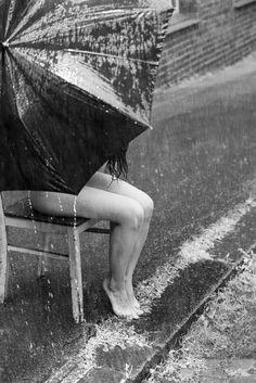 Bare rain...