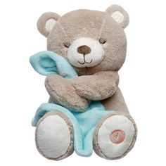 Carter's Cuddly Lullaby Soother Bear