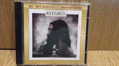 KITARO. TENKU. CD / DOMO RECORDS - 1997. 8 TEMAS / BUENA CALIDAD.