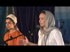 Amazing video - feel her presence as you enjoy her music!    Come see her in Chicago May 5th    Jai-Jagdeesh sings Aad Guray Nameh at Sat Nam Fest 2011.