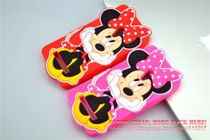awesome For ASUS ZenFone 5 Case Minnie Soft Silicone Cell Phone Cases Covers Case