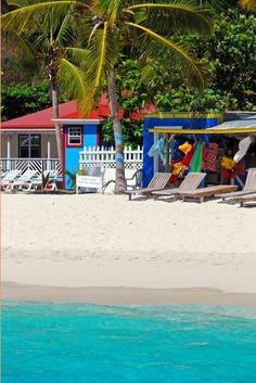 White Bay, Jost van Dyke, British Virgin Islands www.festivasailingvacations.com