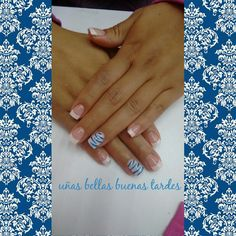Nails Frensh
