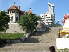 Mansions, House Styles, City, Home, Decor, Places To Visit, Bulgaria, Hungary, Romania