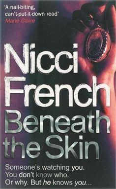 Beneath the Skin Probably my favorite of this author duo.