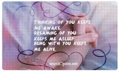thinking of you him quotes images - Google Search