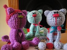 stokrotka: szydełko/crochet