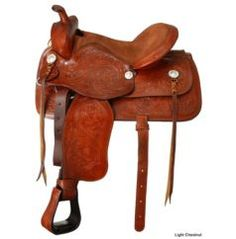 King Series II Trail Saddle - Statelinetack.com