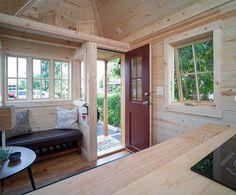 Don't miss Tumbleweed Houses' Cypress model