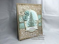 Stampin' Up! Vintage Christmas - YouTube