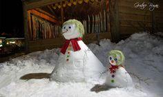 Muñecos de Nieve en Haruwen