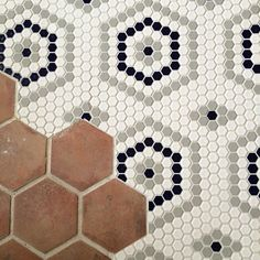 TILE タイル「HEXAGON(ヘキサゴン)」/////Natural Life's instagram picture