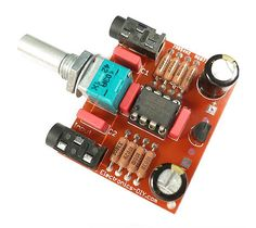 Audiophile Headphone Amplifier Kit - Electronics-DIY.com