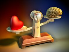 And Brain On A Balance Scale. Art <b>Art.</b> Heart and brain on a balance scale.</p>Art <b>Art.</b> Heart and brain on a balance scale. Feeling Used, How Are You Feeling, Intuitive Personality, Brain Mapping, What Was I Thinking, Digital Scale, Digital Art, Oprah Winfrey, Good Vibes