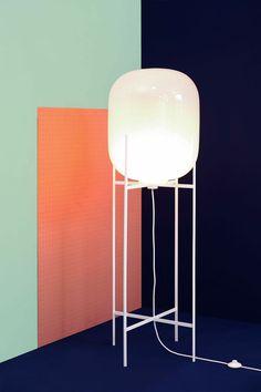 Luminaire Oda, Sebastian Herkner (Pulpo) | maison & objet, design, décoration. Plus d'articles sur http://www.bocadolobo.com/en/products/