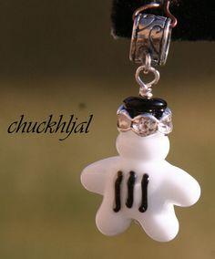 European Style Bracelet Charm DeSIGNeR Mickey Mouse by chuckhljal, $32.00