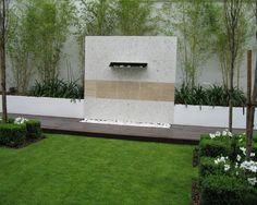 Contemporary Gardens Design