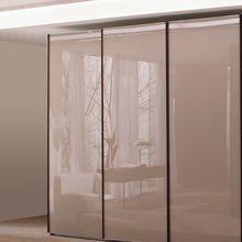 Built In Wardrobe Ideas Sliding Doors, Sliding Wardrobe Designs, Sliding Door Design, Wardrobe Design Bedroom, Wooden Wardrobe, Wardrobe Furniture, Wardrobe Laminate Design, Indian Bedroom, Cupboard Design