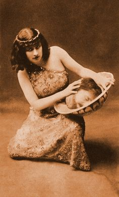 Mary Garden, Opera Singer who scandalized Chicago with her performance of Salome