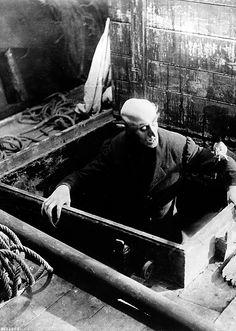 """Nosferatu"" - Count Graf Orlok On The Ship"