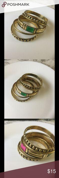 Brass bangles Beautiful light weight brass bangles Jewelry Bracelets