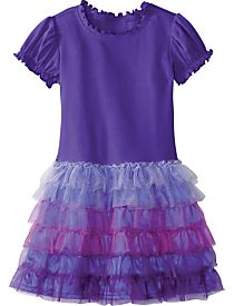 Fizzie Dress from Hanna Andersson- fit for a little princess. - $46.00