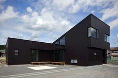 House in Shigaraki (Japan) by Junichi Kato and Associates