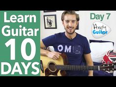 Guitar Lesson 7 - Play 10 Songs with 4 Chords - Free Guitar Lessons - YouTube