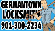 Germantown Locksmith 901-300-2234 | Germantown TN Emergency Locksmith Se...