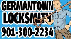 Germantown Locksmith 901-300-2234 | Germantown TN Emergency Locksmith Se...